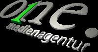 logo one medienagentur osterrönfeld bei rendsburg